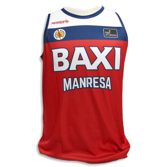 BAXI Manresa local jersey 19-20 Adult Size: S