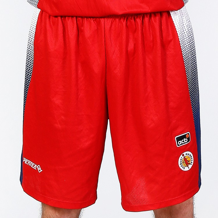 BAXI Manresa local shorts 20-21 Adult Size: S